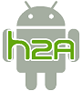Логотип HTC to Android