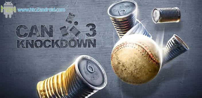 игра can knockdown 3 на андроид полная версия бесплатно