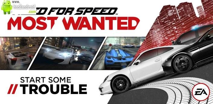 Обзор Need for Speed Most Wanted для Андроид  …