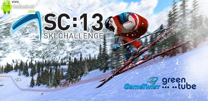 Скачать Ski Safari на Android бесплатно