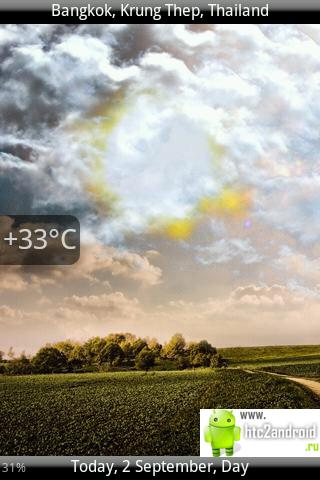 Animated weather pro android free download