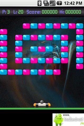 Скачать Flash игра Brick Revolution - арканоид для …
