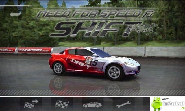 Need For Speed Shift Игры для Андроид - YouTube