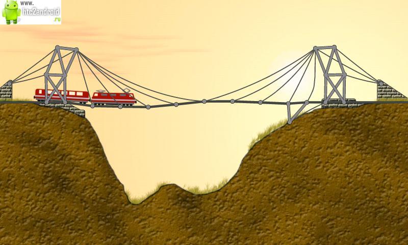 Игра Строительство Мостов На Андроид - …