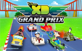 Disney XD Grand Prix для Андроид