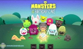 Monsters Ate My Birthday Cake на Андроид