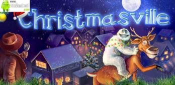 Christmasville: missing Santa для Android
