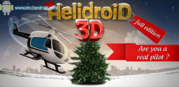 Helidroid 3D: Xmas Edition