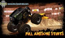 Monster Truck Destruction для Андроид ОС