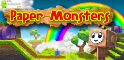 Paper Monsters для Android
